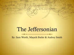 The Jeffersonian-Federalist Struggle