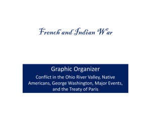 French and Indian War - Madison County Schools
