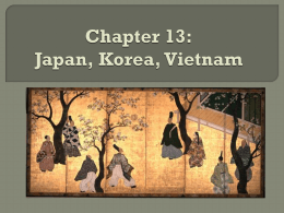 Chapter 13 - Ms. Sheets` AP World History Class