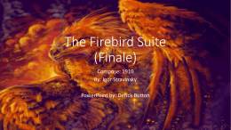 derick button the firebird suite finale