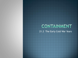 21.2 Containment