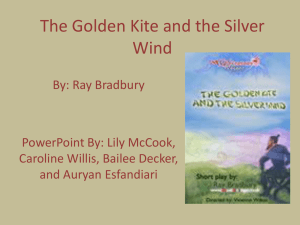 The Golden Kite and the Silver Wind