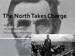 The North in Charge