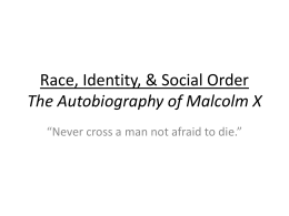 14 Malcolm X & Alex Haley (3/12)