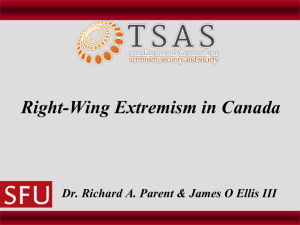 RIGHT-WING EXTREMISM IN EUROPE , Counter-Strategies and