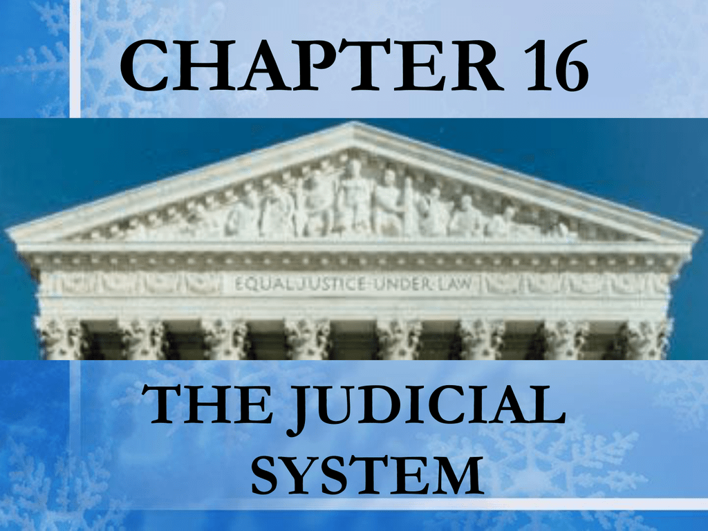 judicial branch least dangerous