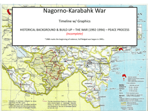176077_Nagorno-Karabakh War- Timeline and