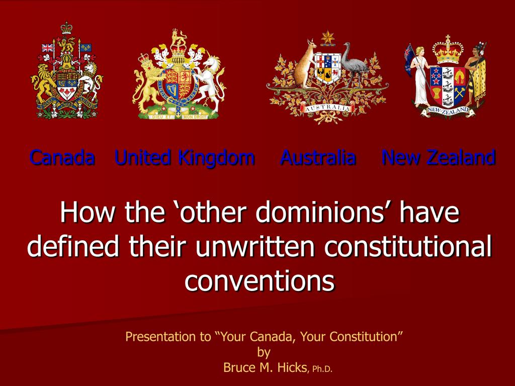unwritten constitution definition