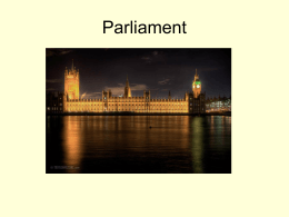 AS Parliament