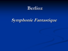 Berlioz - SDC music resources