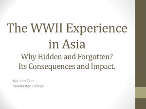 The_WWII_Experience_in_AsiaTamYueHim