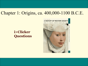 Chapter 10, iClicker Vol 1 (PowerPoint)