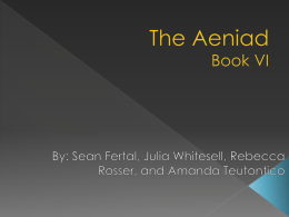 The Aeniad Book 6 Pr..