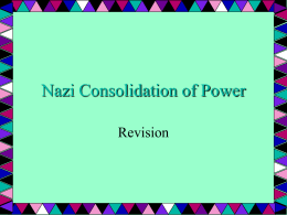 GERMANY_files/Nazi Consolidation of Power rev