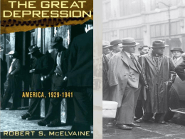 an analysis of great depression in america That was the quarterly decline since the great depression (until the 2008-2009 recession) unemployment rose to 108 percent in november 1982, the highest level of unemployment in any recession it was above 10 percent for 10 months.