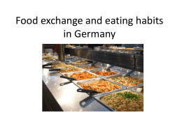 Food exchange