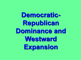 democratic_republican_dominance_powerpoint