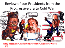 Cold War Vocabulary Visual Preview Review