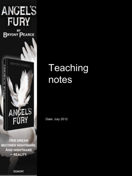 teachingnotes