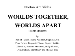 worlds together worlds apart chapter 13 Things fall apart chapter 11 table of chapter 11 part 1: chapter 12 part 1: chapter 13 and for explaining the natural as well as the supernatural worlds.