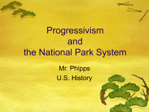 PPT-National Parks