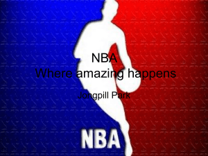 NBA - Weebly