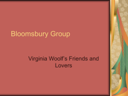 bloomsbury_group - English