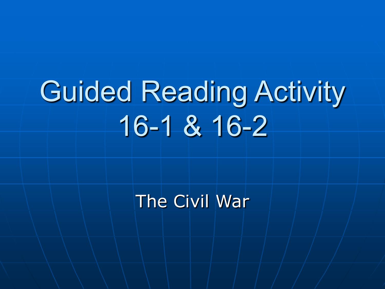 guided reading activity 16 1 16 2 rh studylib net Reebok Answer 2 The Answer 2 Red