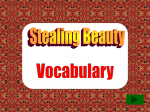 Stealing-Beauty