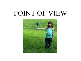 Point of View P.O.V.