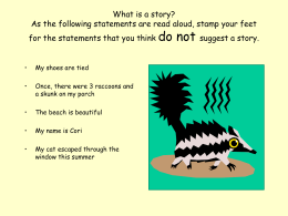 Literary Elements Slide Show