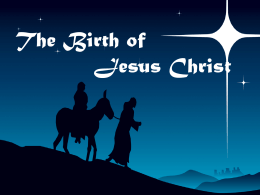 The-birth-of-Christ