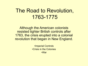 7 The Road to Revolution_