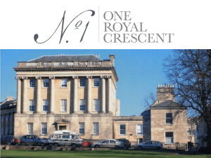 No 1, Royal Crescent