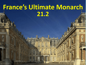 France`s Ultimate Monarch 21.2 pp