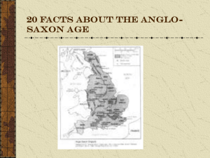 20 FACTS About the Anglo