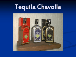 History Tequila Chavolla