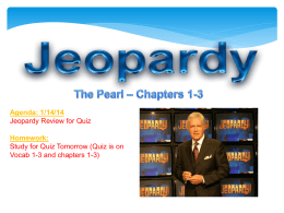 jeopardy review chapters 1-3
