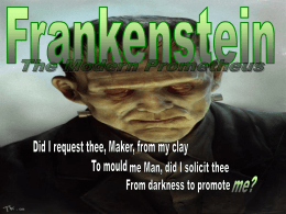 Frankenstein-Ultimate-PowerPoint