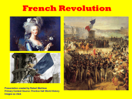 study guide for french revolution View test prep - french revolution test study guide from history european h  at north pocono hs 1 explain the problems (and their causes) that were.