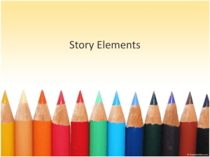 Story Elements - Bookunitsteacher.com