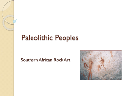 PaleolithicPeoples