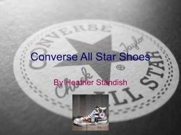 Converse - WordPress.com
