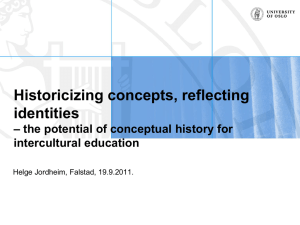 the history of political and social concepts richter melvin
