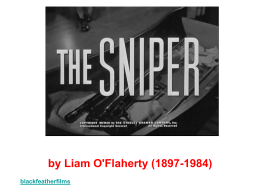 by Liam O`Flaherty (1897-1984) blackfeatherfilms 2 Author Style The
