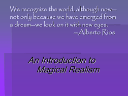 "Do you ""Really"" Believe in Magic?"