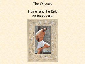 The Odyssey - huffenglish.com