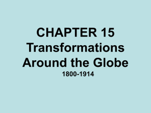 CHAPTER 28 Transformations Around the Globe