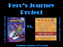 Hero`s Journey Project