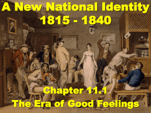A New National Identity 11.1 pp